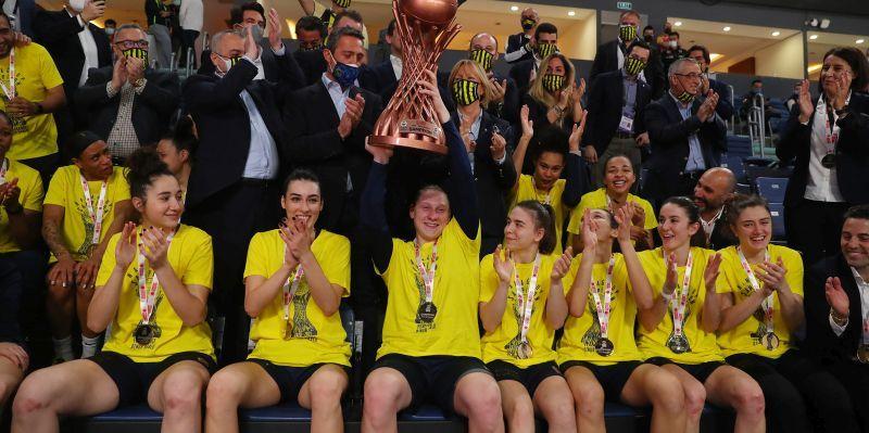 Аліна Ягупова виборола чемпіонський титул в Туреччині