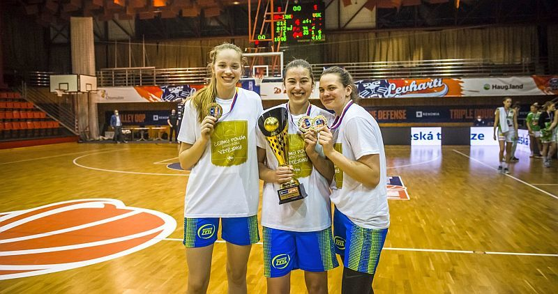 Юна українка Анастасія Ковтун розповіла про перший досвід у чемпіонаті Чехії