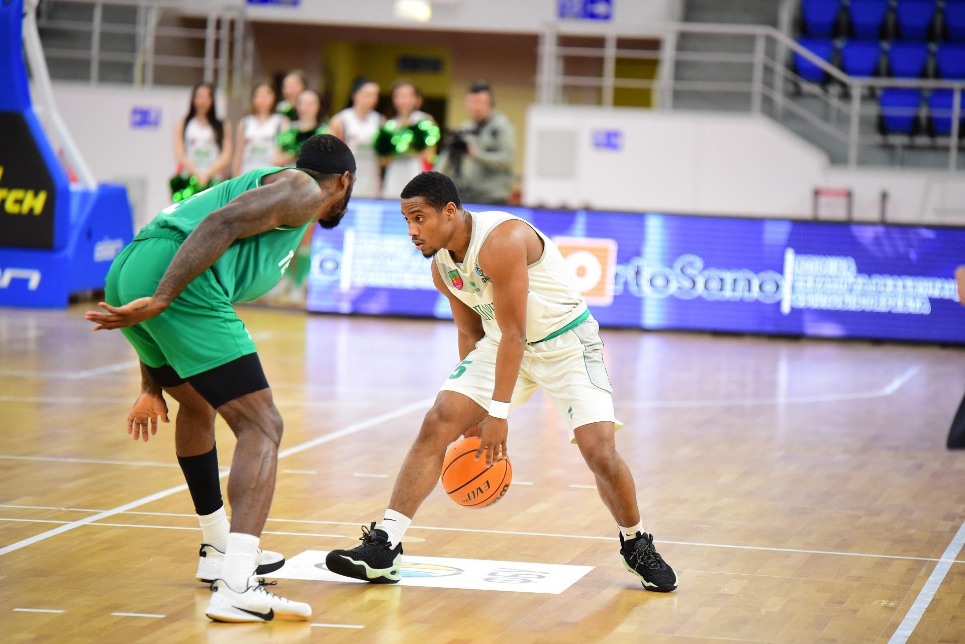 БК Запоріжжя переміг Тернопіль у першому матчі серії