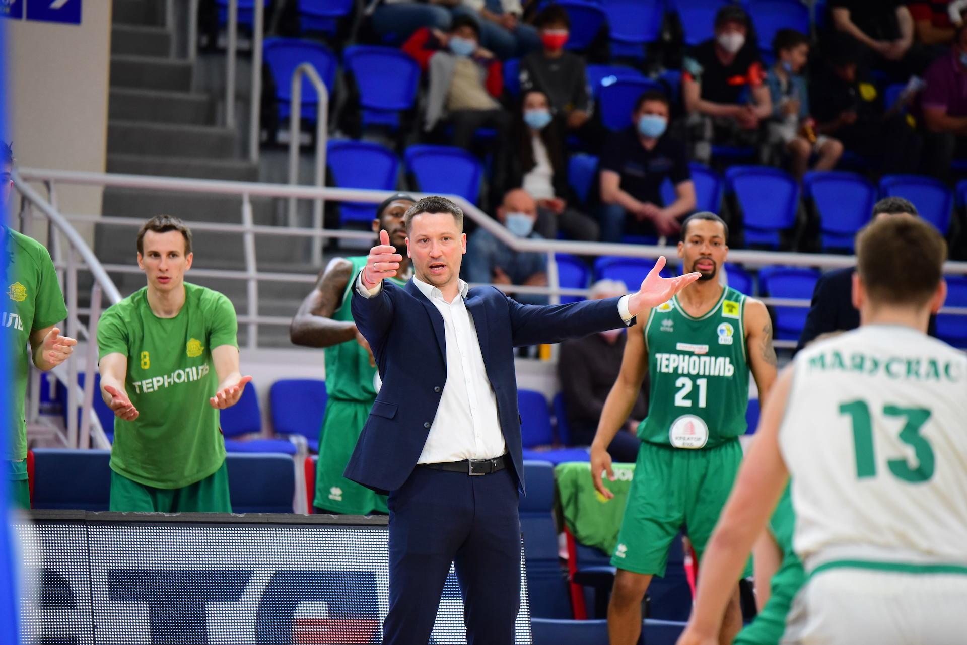 Тернопіль програв Запоріжжю у своєму дебютному матчі в плей-оф: відео коментарів