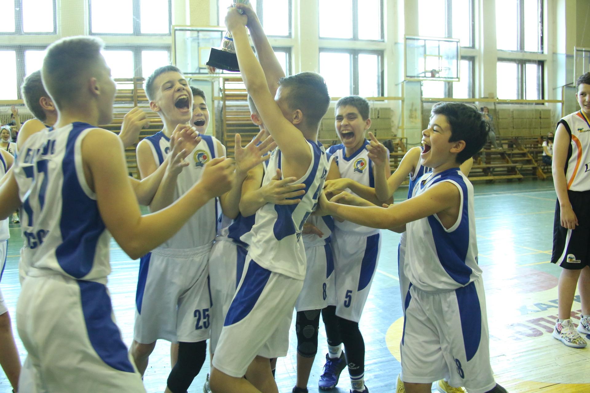 Як ОБШ ім.Бєлостєнного стала чемпіоном України серед юнаків 2008-го р.н.: фотогалерея