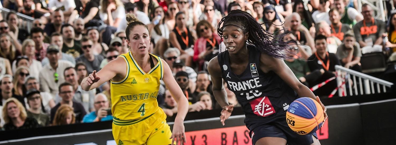 ФІБА назвала фаворитів олімпійської кваліфікації 3х3 серед жінок