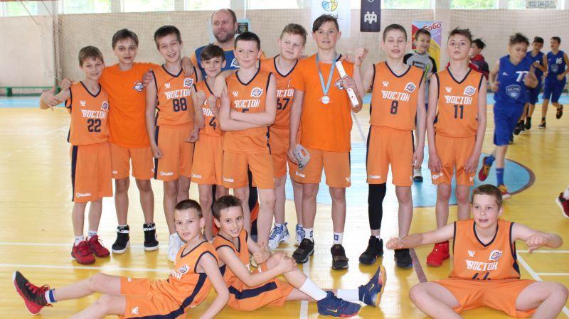 Визначився чемпіон ВЮБЛ серед юнаків-2009 дивізіону Б