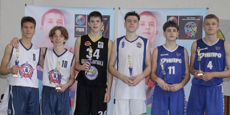 Визначено MVP та символічну збірну ВЮБЛ серед юнаків-2006