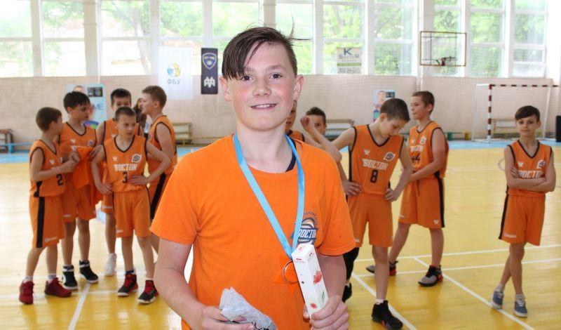 Визначено найкращих гравців ВЮБЛ серед юнаків-2009 дивізіону Б