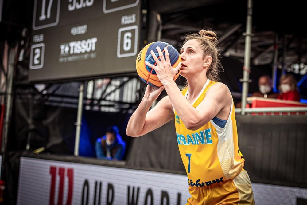 Збірна України стартувала в олімпійській кваліфікації: фотогалерея