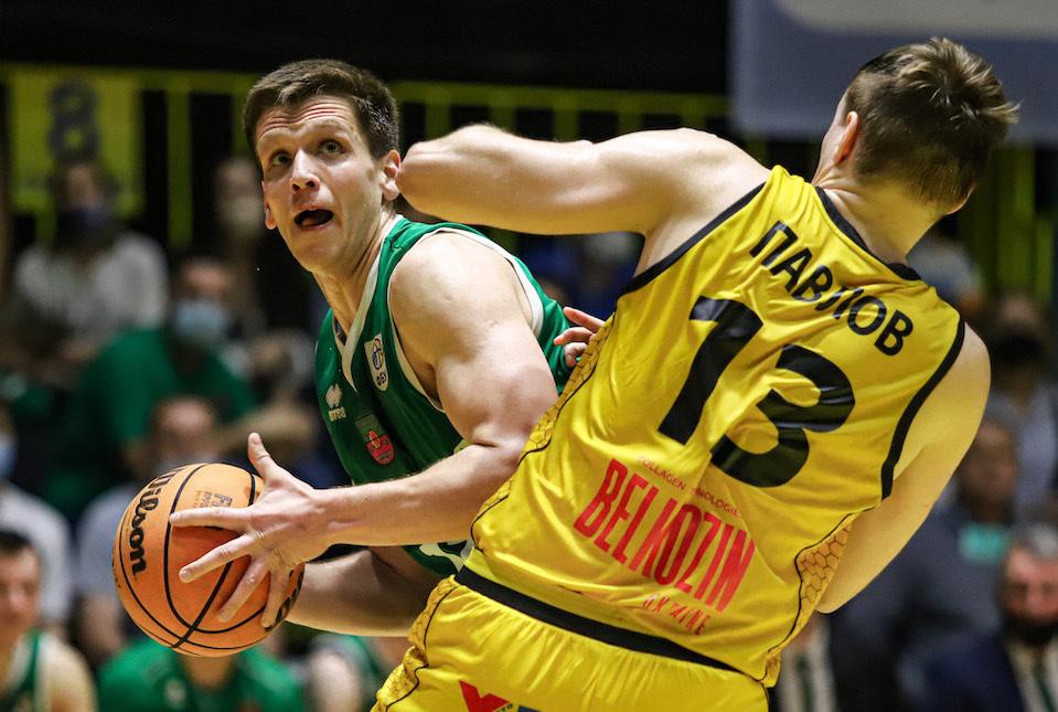 БК Запоріжжя зрівняв рахунок у серії з Київ-Баскетом