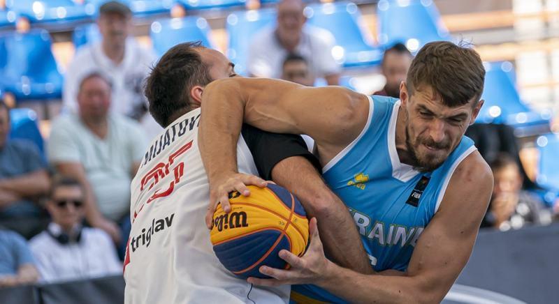 Визначилися суперники та розклад збірної України 3х3 в універсальній кваліфікації