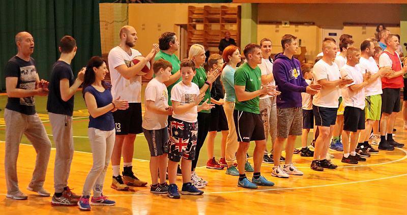 У Івано-Франківську відбувся сімейний турнір з баскетболу 3х3