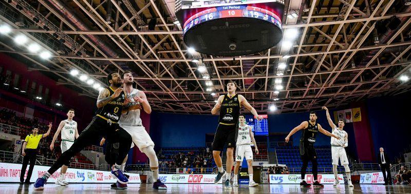 Київ-Баскет повернув перевагу в півфінальній серії плей-оф
