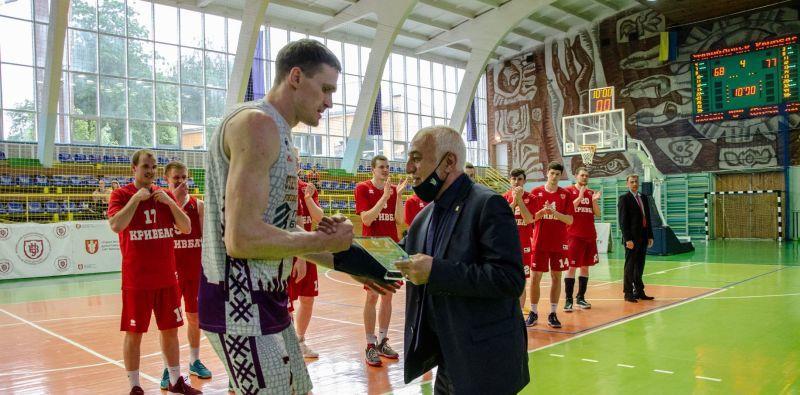 Сергій Юрченко: вважаю минулий сезон позитивним для Старого Луцька
