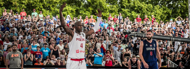 Визначено 14 учасників олімпійського турніру з баскетболу 3х3