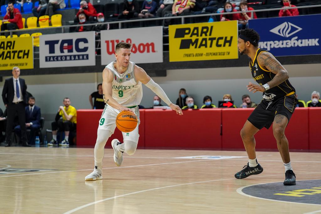 Запоріжжя перевів серію з Київ-Баскетом у п'ятий матч