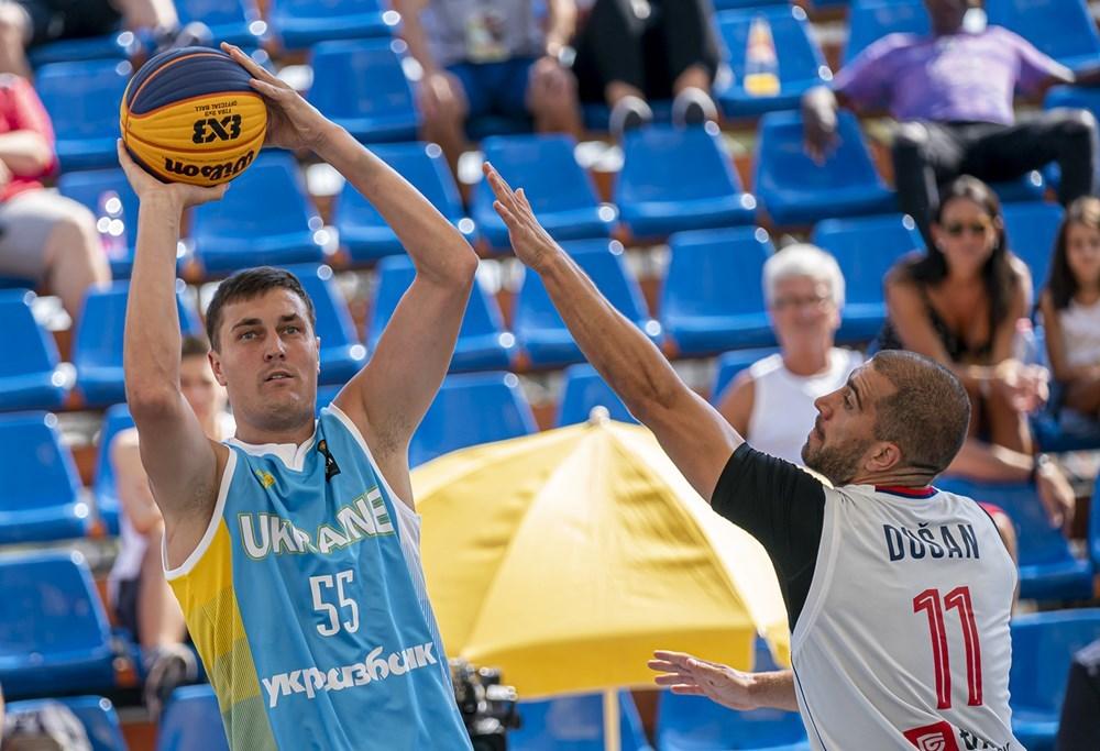 Розклад матчів збірної України 3х3 на універсальній олімпійській кваліфікації в Дебрецені