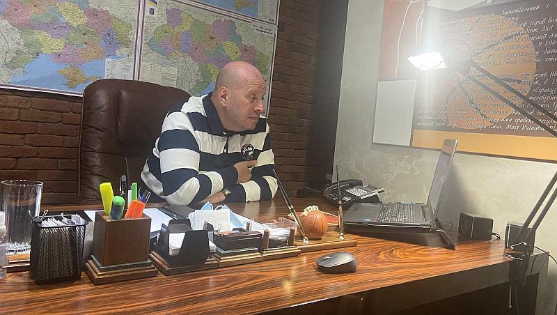 Президент ФБУ взяв участь у роботі Конгресу ФІБА
