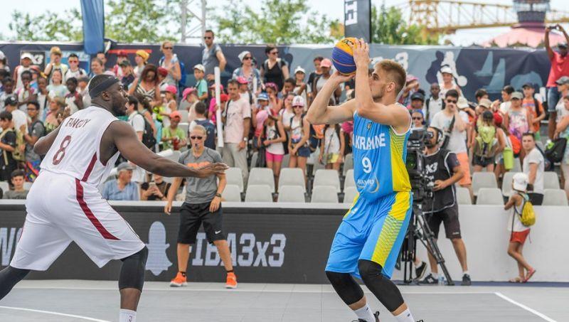 Збірна України 3х3 стартує в універсальній олімпійській кваліфікації