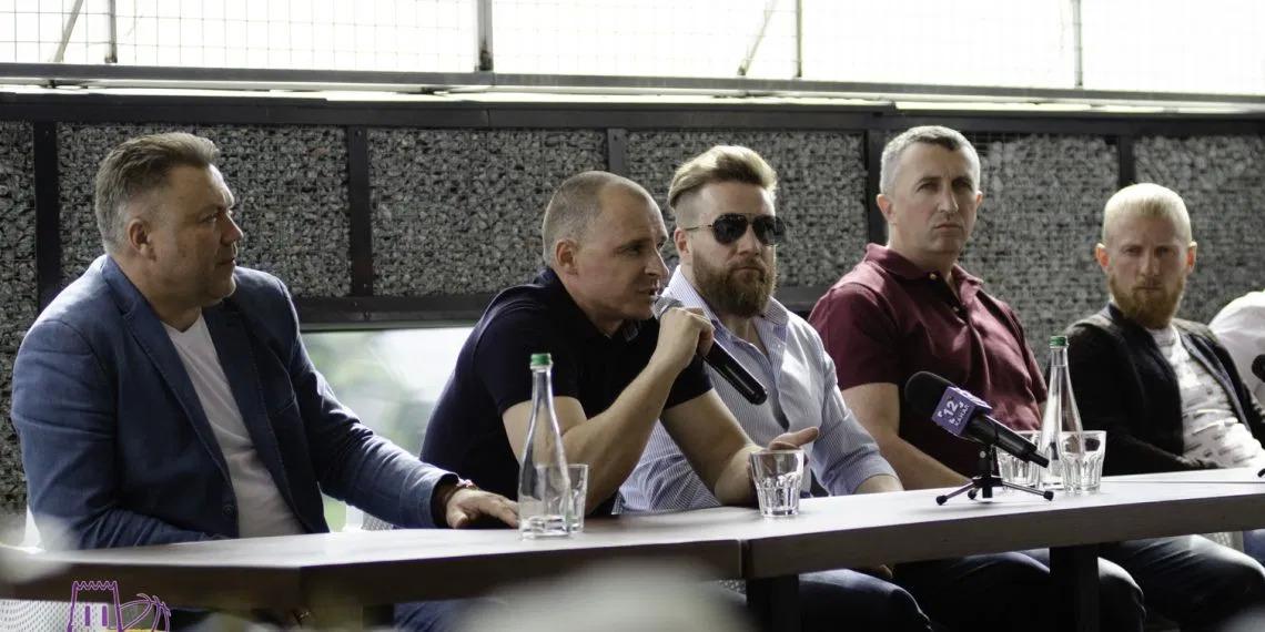 Підсумки сезону та плани на майбутнє: відбулася прес-конференція БК Старий Луцьк-Університет