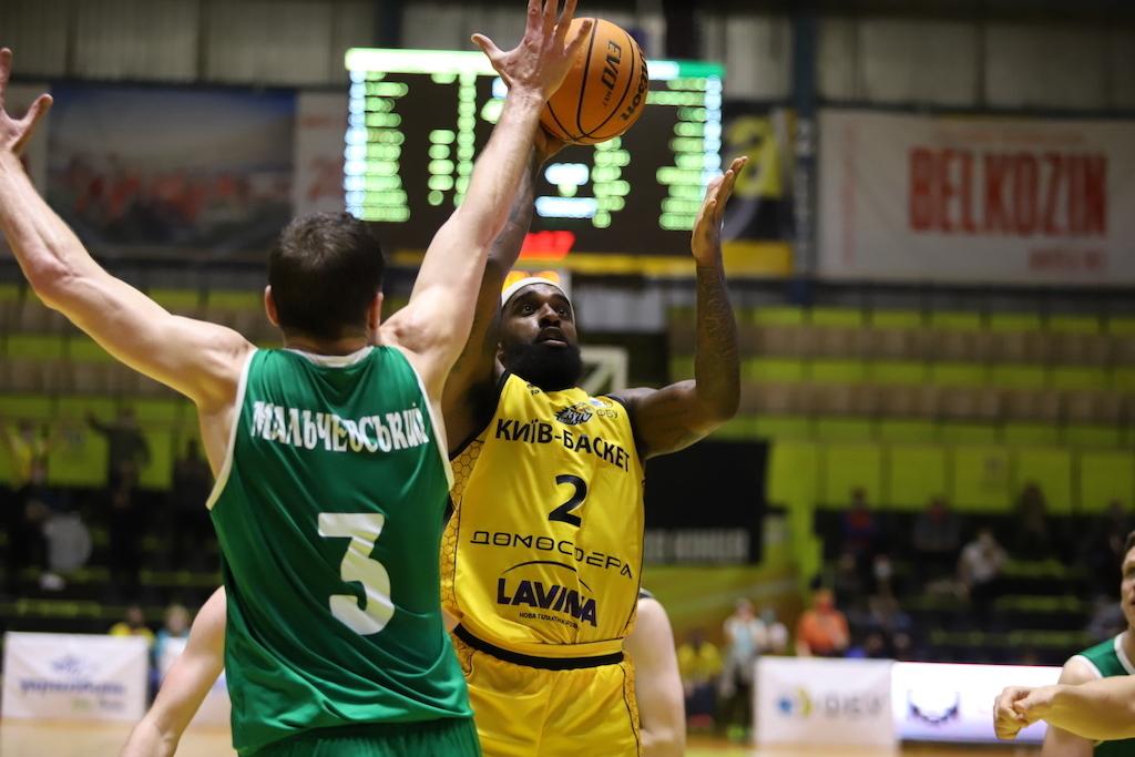 Остання битва перед фіналом: встигни придбати квиток на п'ятий матч серії Київ-Баскет — Запоріжжя