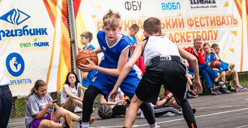 Фестиваль мінібаскетболу: фотогалерея п`ятого дня