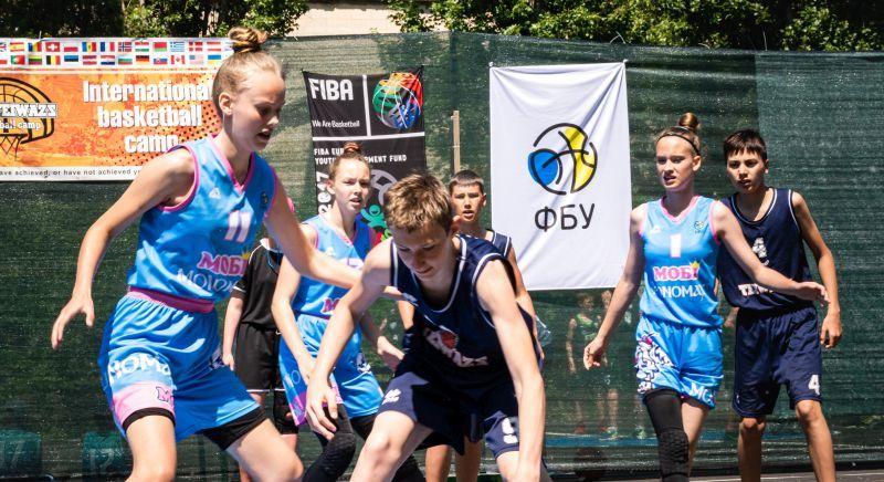 Друга зміна Фестивалю мінібаскетболу: фотогалерея