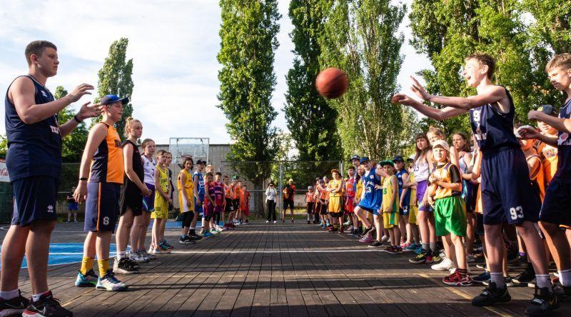 Баскетбольне літо: розклад тренувальних таборів