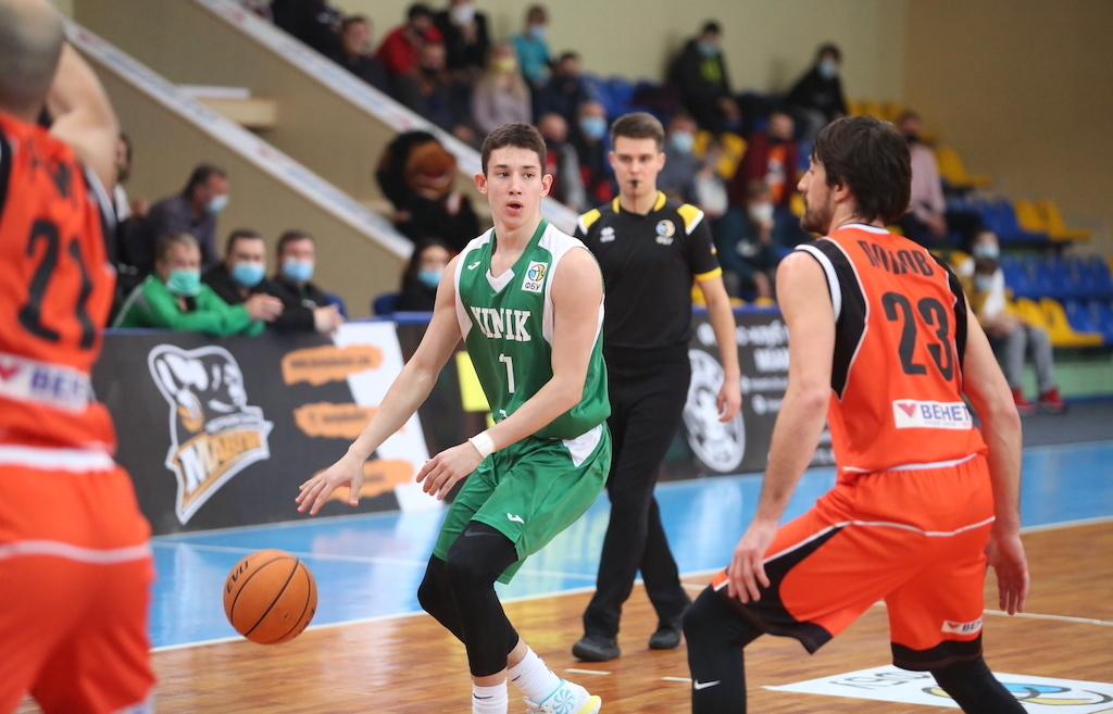 Олександр Ковляр — найкращий молодий гравець сезону Суперліги Паріматч