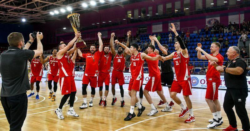Прометей виграв чемпіонську серію Суперліги Паріматч: фото та відео нагородження
