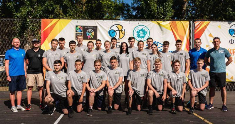 У Залізному Порту відбувся другий кемп для молодих баскетбольних суддів