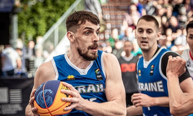 Збірна України 3х3 зіграє на турнірі в Сербії