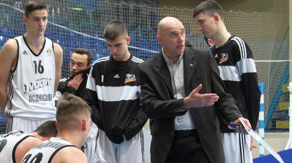 Георгій Ступенчук: молоді гравці Черкаських Мавп отримали колосальний досвід