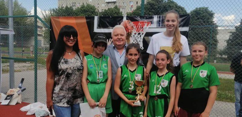 У Львові зіграли Кубок КІВС з баскетболу 3х3