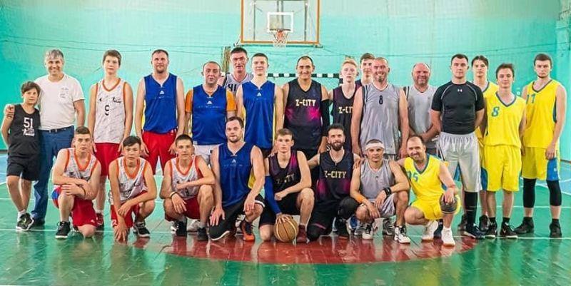 Зіграно стартові матчі Ліги п`яти міст з баскетболу 3х3