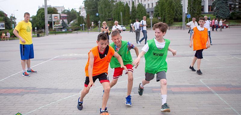 У Тернополі відбувся юнацький турнір з баскетболу 3х3