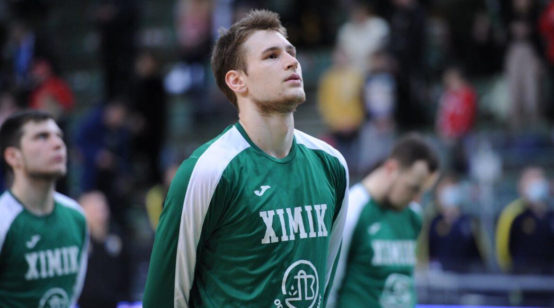 Форвард збірної України перейшов у Київ-Баскет