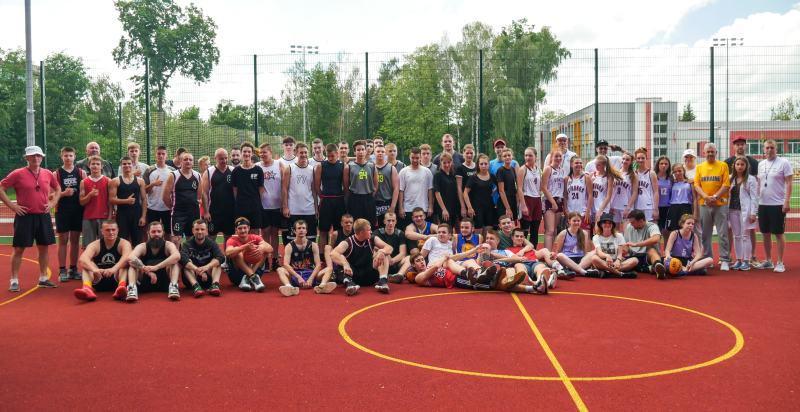 У Вінниці відбувся юнацький турнір з баскетболу 3х3