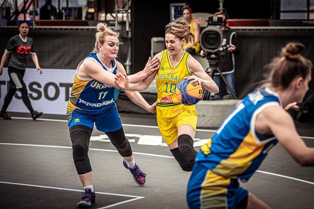 Ганна Рульова - про контрольний турнір в Румунії та майбутню єврокваліфікацію жіночої збірної України 3х3