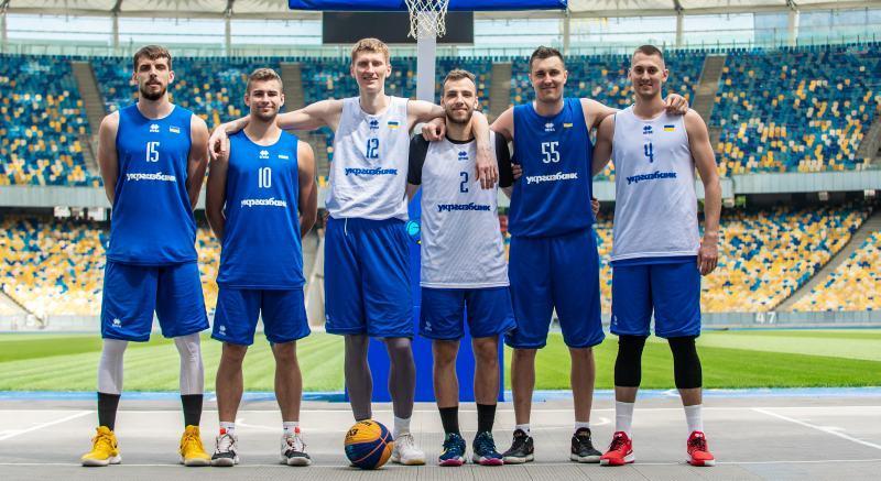 Збірна України 3х3 готується на головній арені країни до відбору на ЄвроБаскет: фотогалерея