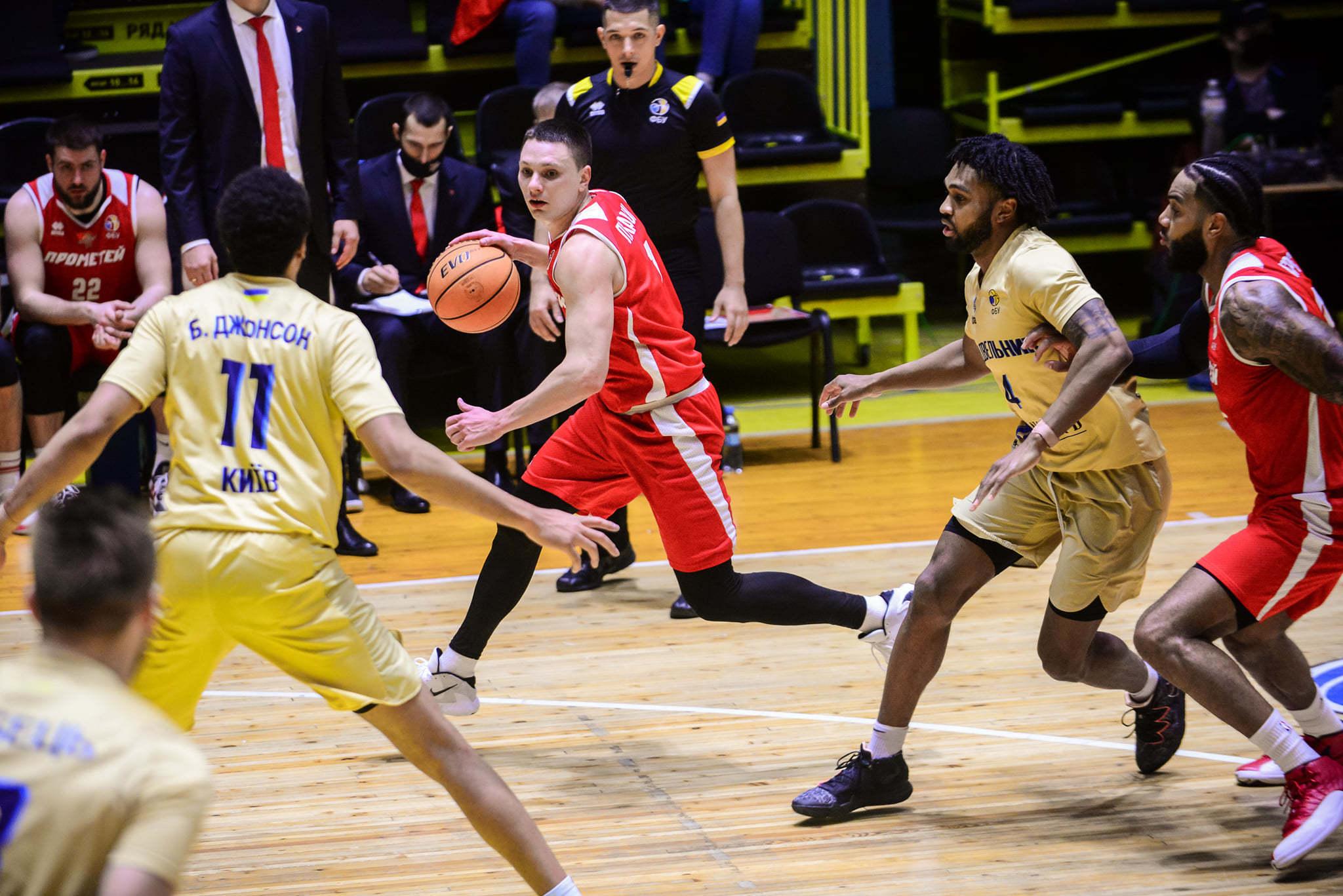 Новий баскетбольний сезон в Україні стартуватиме матчем за Суперкубок