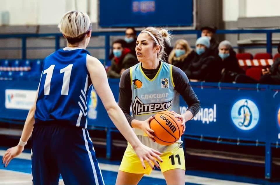 Анна Сугак продовжить кар'єру в Київ-Баскеті