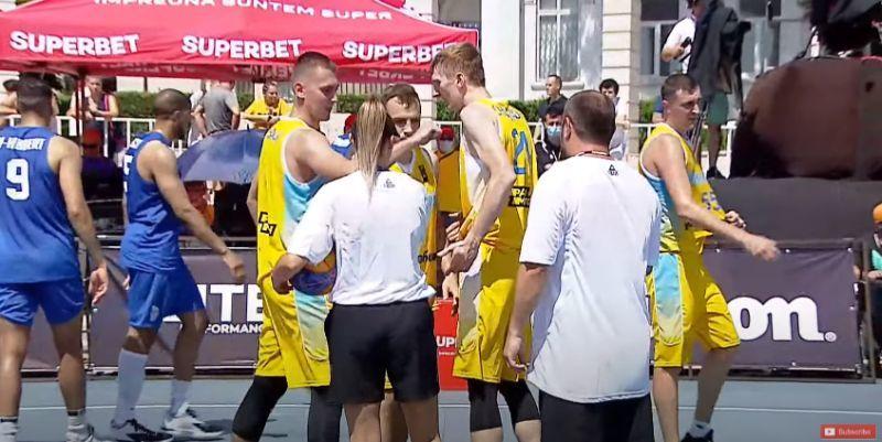 Чоловіча збірна України перемогла на старті кваліфікації чемпіонату Європи 3х3