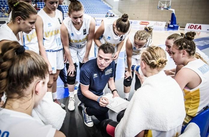 Валерій Жартун - про підготовку жіночої молодіжної збірної України до єврочеленджеру