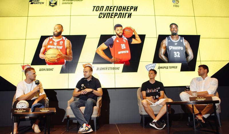 У PM Hall поговорили про минулий та майбутній баскетбольні сезони: фотогалерея