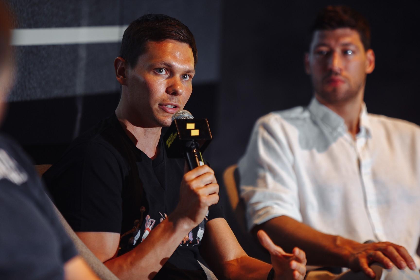 Дмитро Smoove Кривенко: сезон Суперліги був цікавим і видовищним — шоутайму вистачало