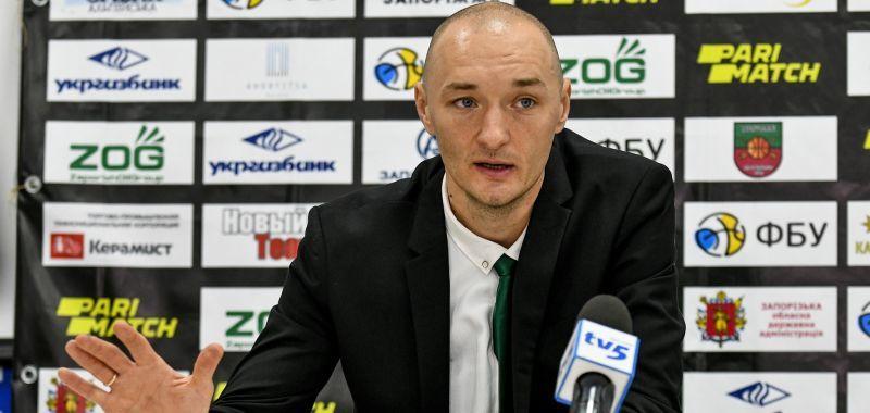 Станіслав Овдєєнко: сподіваємося на прогрес Ясіна Джозефа в Запоріжжі