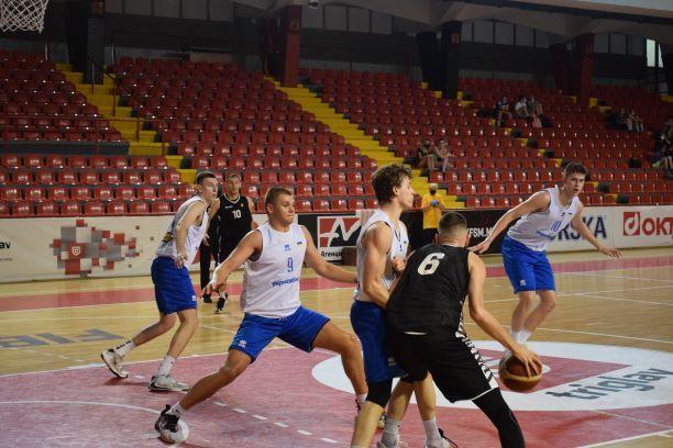 Україна U-20 програла в першому матчі на турнірі в Північній Македонії