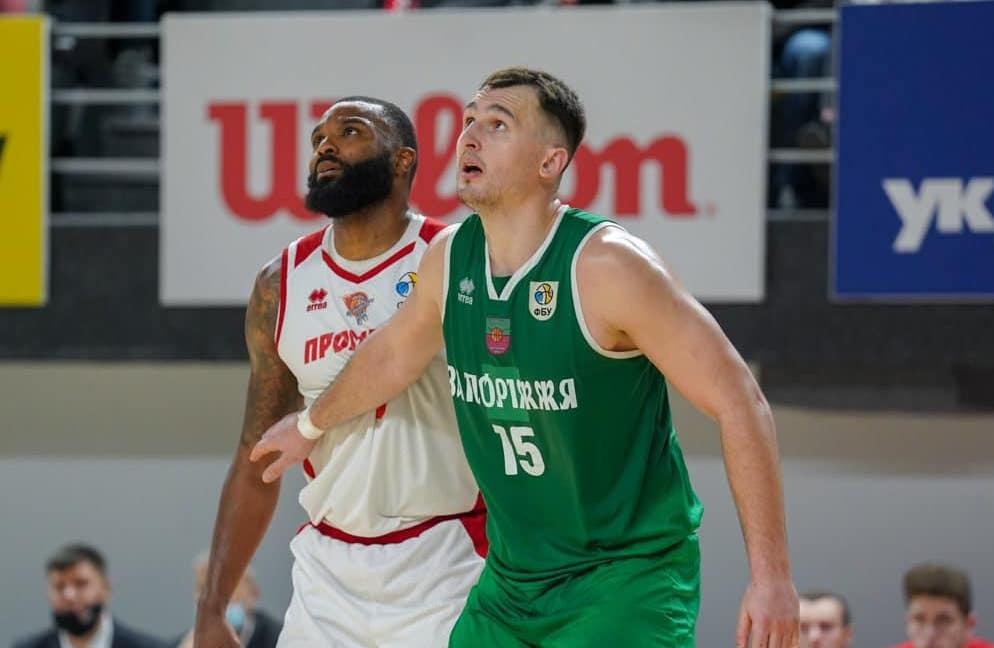 Дмитро Тихонов став гравцем Прометея