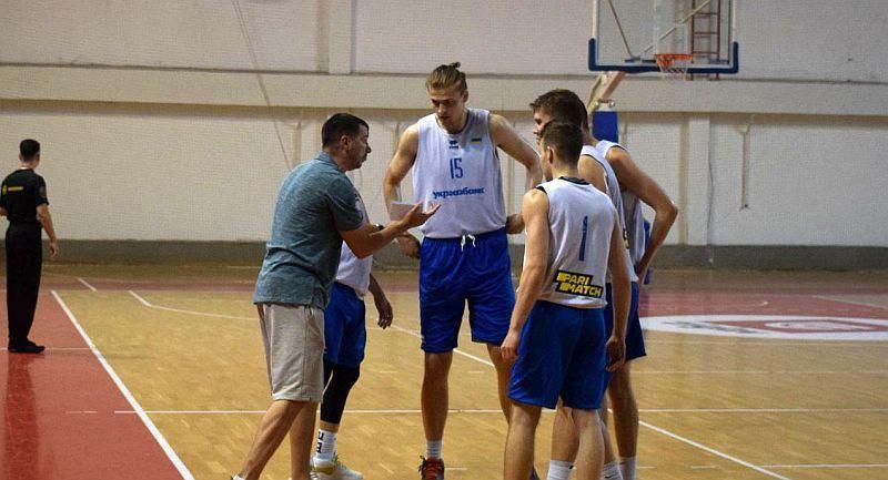 Збірна України U-20 виборола першу перемогу в Македонії