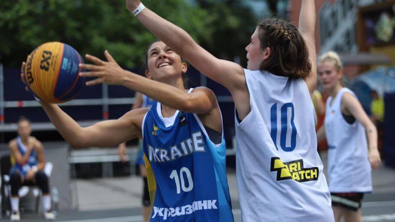 Третій тур чемпіонату України 3х3: відео 11 липня