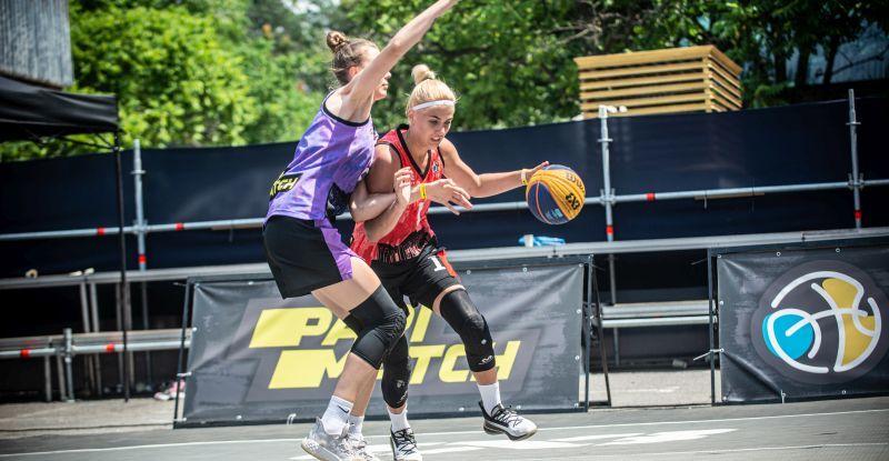 На фестивалі Atlas Weekend триває третій тур чемпіонату України 3х3: фотогалерея