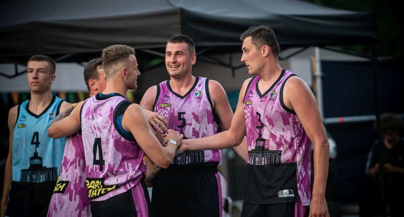 Названо MVP третього туру чемпіонату України з баскетболу 3х3